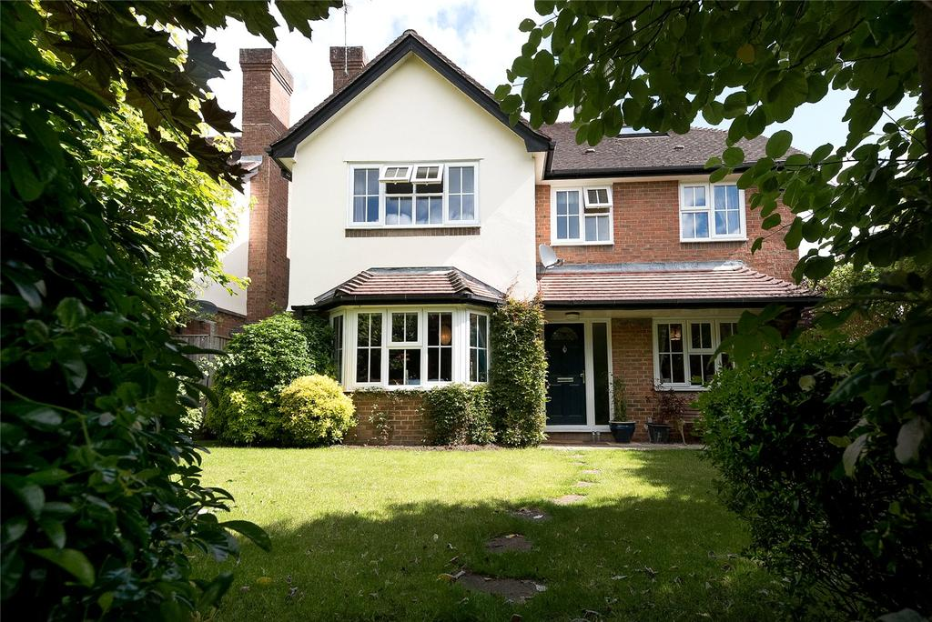 6 Bedrooms Detached House for sale in Winchester, Hampshire, SO22