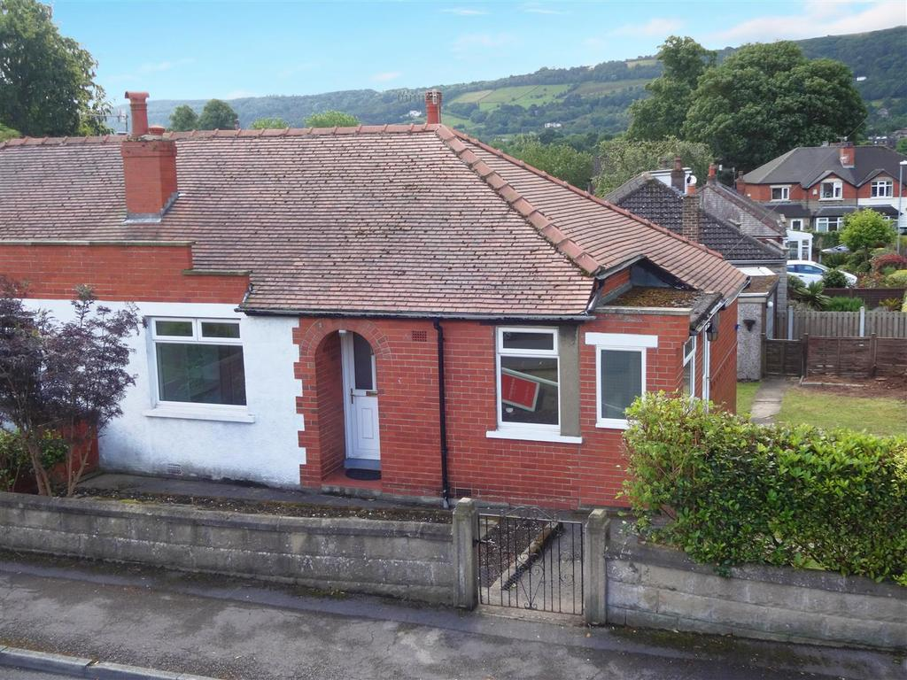 2 Bedrooms Semi Detached Bungalow for sale in Belmont Avenue, Otley