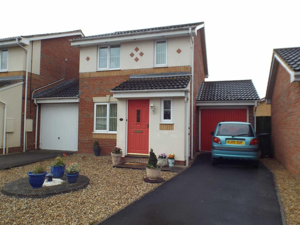 3 Bedrooms Link Detached House for sale in Oaktree Way, Cannington