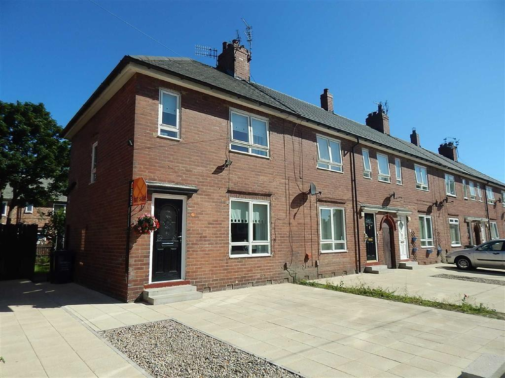 2 Bedrooms Terraced House for sale in Midway, Walker, Newcastle Upon Tyne, NE6