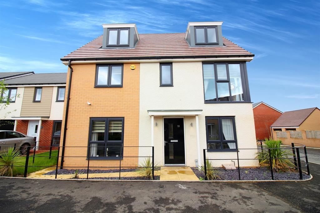 5 Bedrooms House for sale in Heron Crescent, Newcastle Upon Tyne