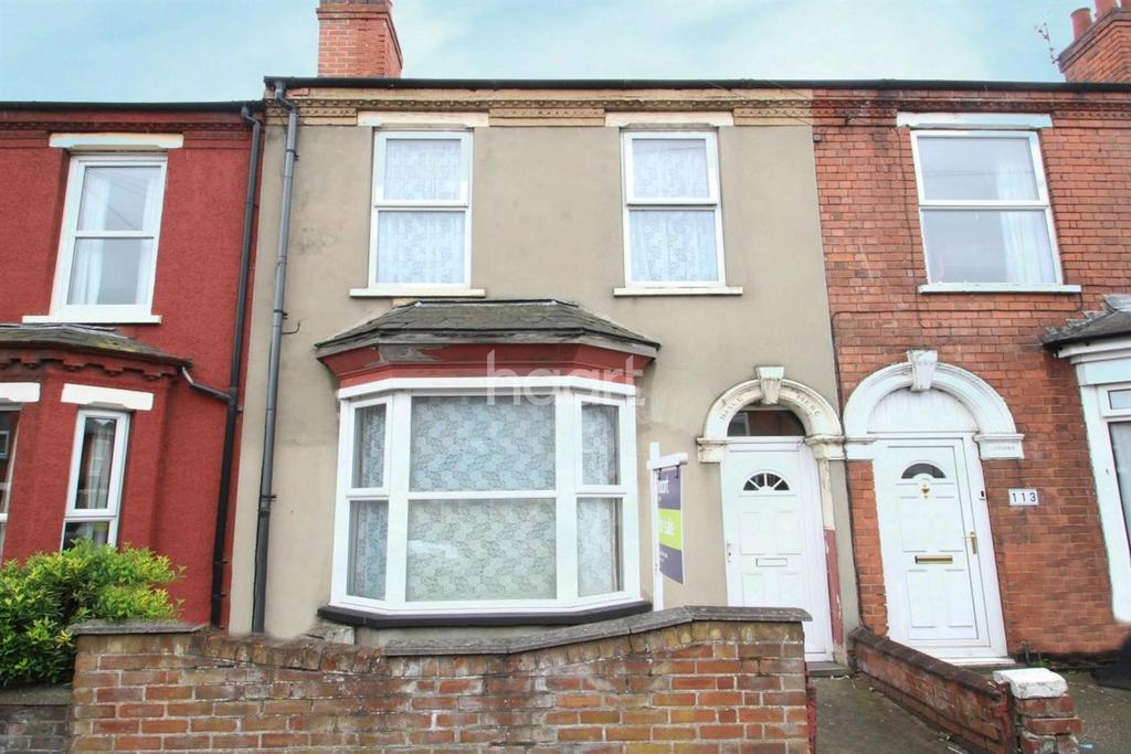 3 Bedrooms Terraced House for sale in Scorer Street, Lincoln