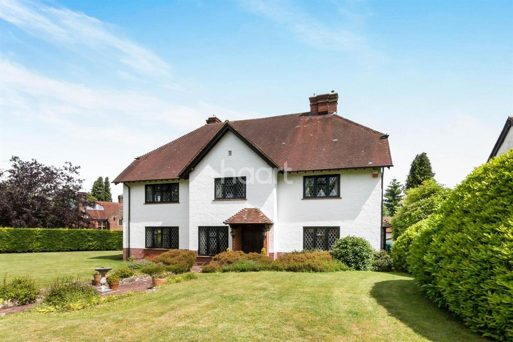 5 Bedrooms Detached House for sale in Churt Road, Hindhead, Surrey