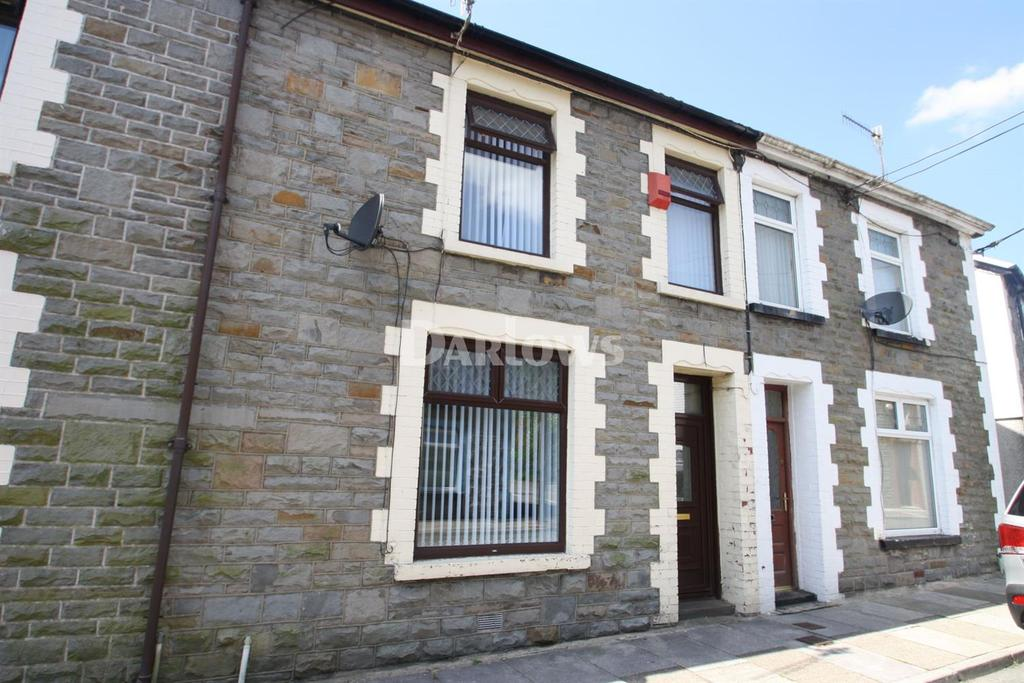 2 Bedrooms Terraced House for sale in Eileen Place, Treherbert