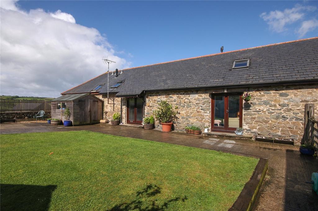 4 Bedrooms Equestrian Facility Character Property for sale in Rake Farm, Loddiswell, Kingsbridge, Devon, TQ7