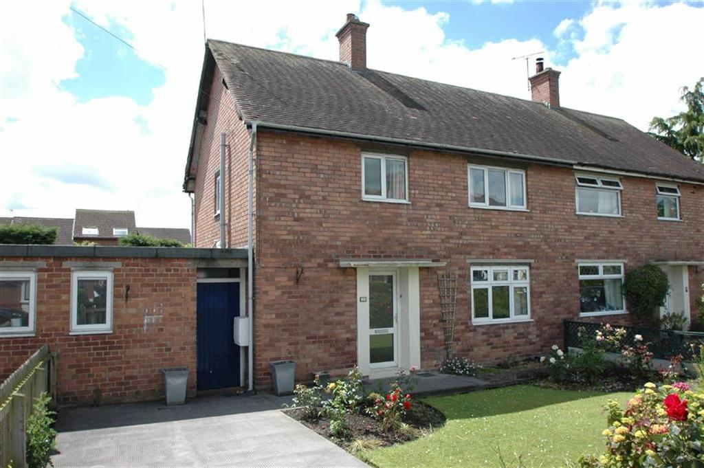 3 Bedrooms Semi Detached House for sale in Fox Lane, Waverton, Chester