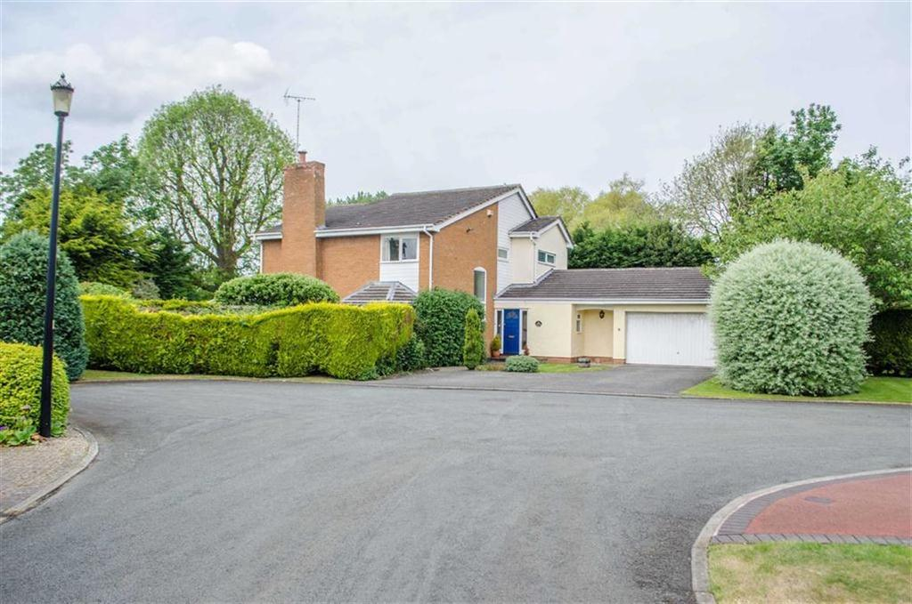 4 Bedrooms Detached House for sale in The Paddock, Curzon Park, Chester, Curzon Park