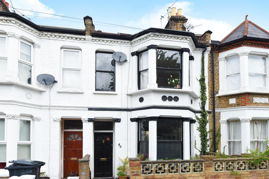 4 Bedrooms Terraced House for sale in Rothschild Road, Chiswick, W4