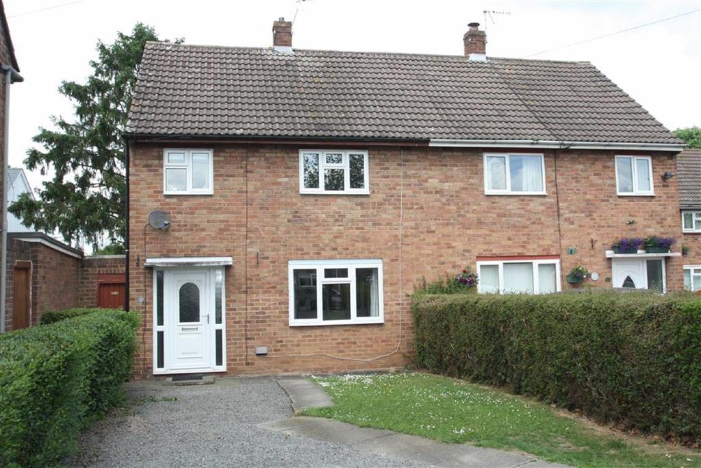 3 Bedrooms Semi Detached House for sale in Field Crescent, Shrewsbury