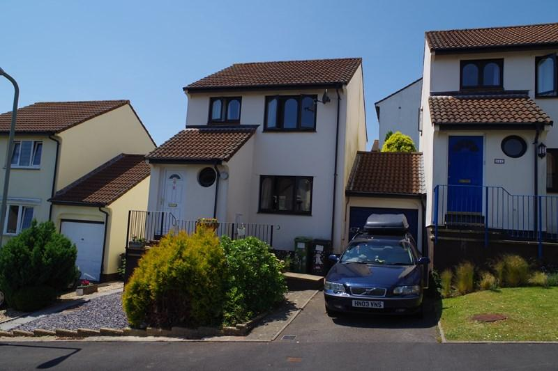 3 Bedrooms Link Detached House for sale in Moor View Drive, Teignmouth