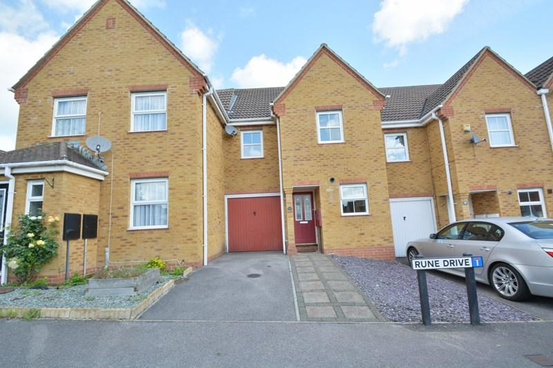 3 Bedrooms Terraced House for sale in Rune Drive, Andover