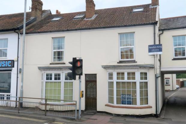 1 Bedroom Ground Flat for sale in Belgrave Place, Taunton TA2