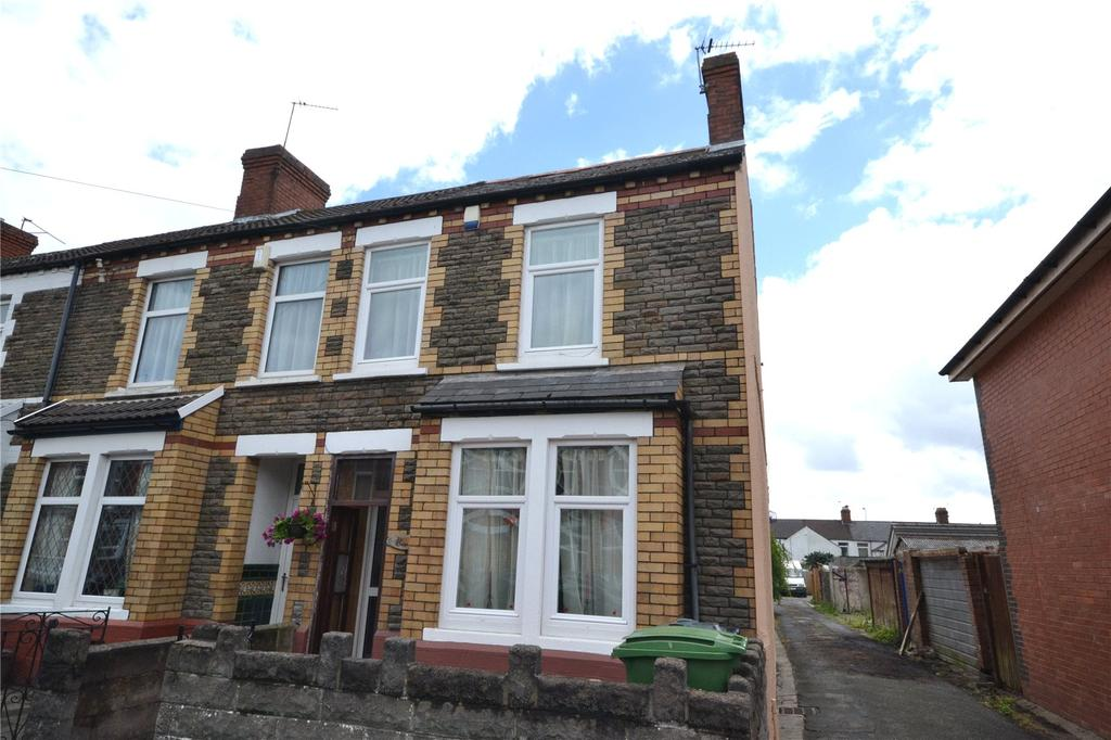 3 Bedrooms End Of Terrace House for sale in Coronation Road, Birchgrove, Cardiff, CF14