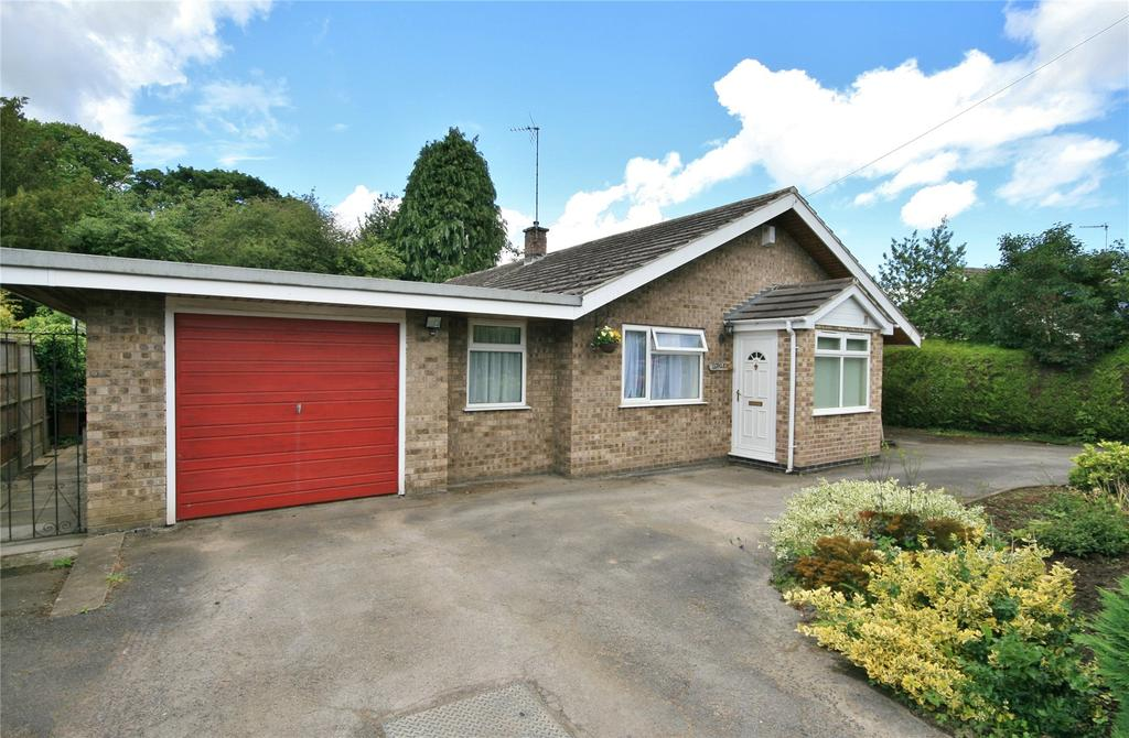 3 Bedrooms Detached Bungalow for sale in Kintore Drive, Grantham, NG31