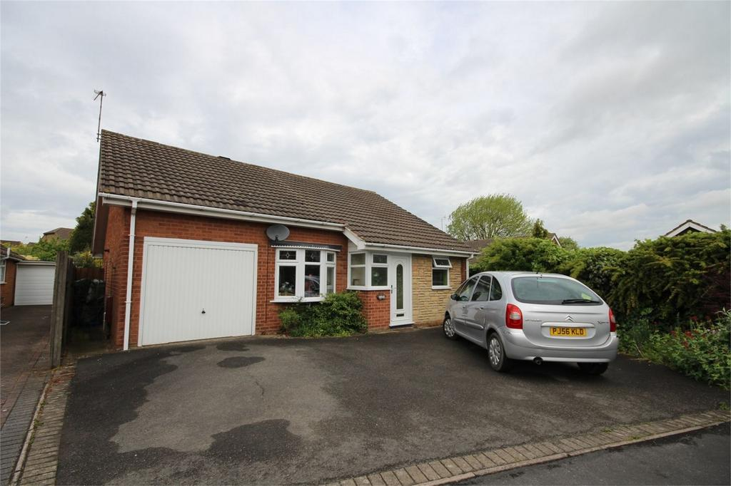 3 Bedrooms Detached Bungalow for sale in Hathaway Drive, Whitestone, Nuneaton