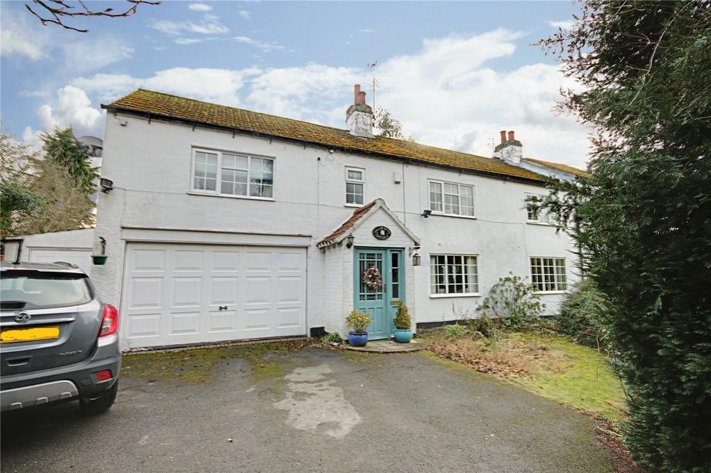 5 Bedrooms Detached House for sale in Forest Lane, Kirklevington
