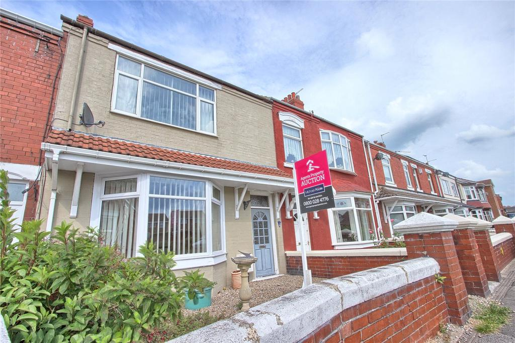 4 Bedrooms Terraced House for sale in Holmbeck Road, Skelton-in-cleveland