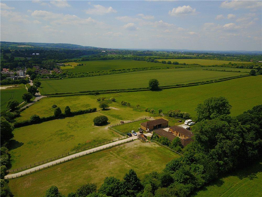 Plot Commercial for sale in Station Road, Aldbury, Tring, Hertfordshire, HP23
