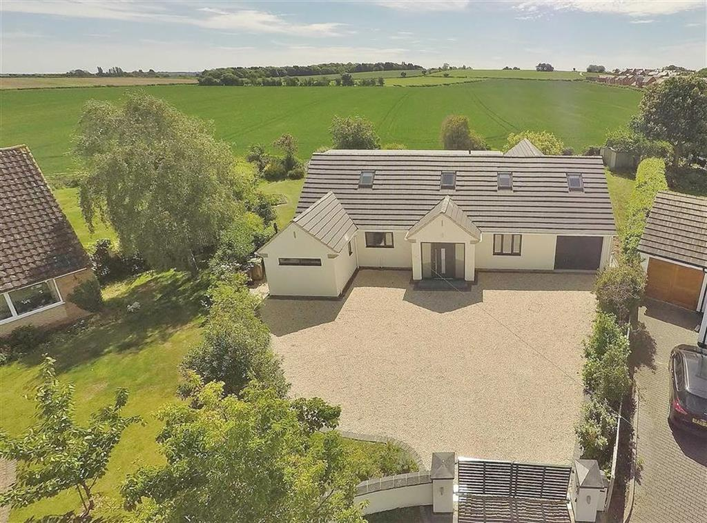 5 Bedrooms Detached House for sale in Saintbury Close, Stratford Upon-Avon, Warwickshire, CV37