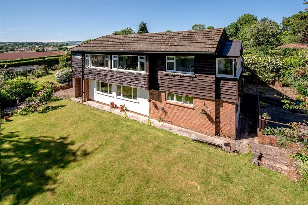 5 Bedrooms Detached House for sale in Fitzhead, Taunton, Somerset