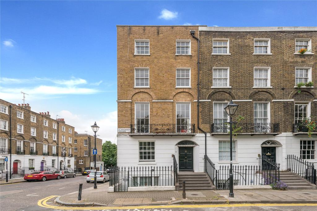 1 Bedroom Flat for sale in Claremont Square, Angel, London