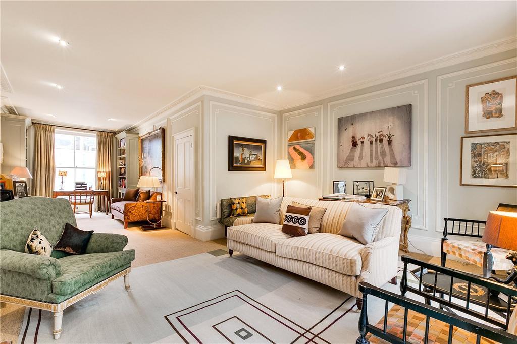 6 Bedrooms Terraced House for sale in Wilton Place, Knightsbridge, London