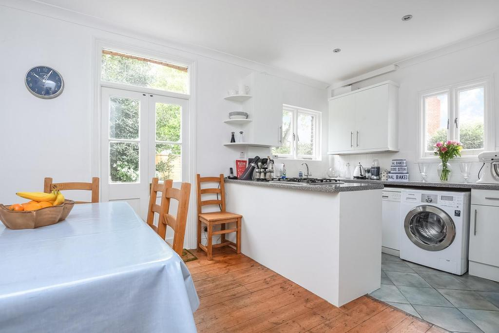 2 Bedrooms Flat for sale in Emmanuel Road, Balham