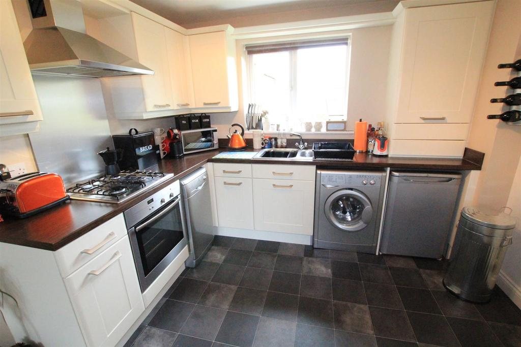 2 Bedrooms Apartment Flat for sale in Aintree Drive, Bishop Auckland