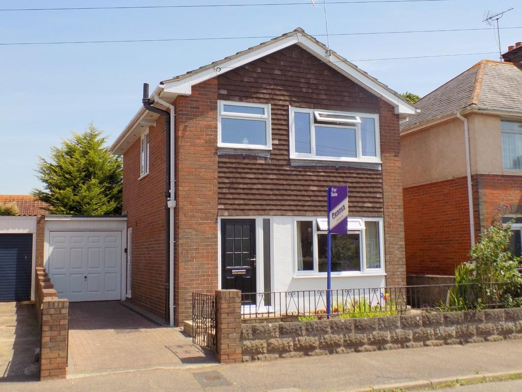 3 Bedrooms Detached House for sale in Henley Road, Exmouth