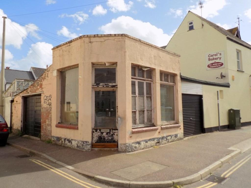 Land Commercial for sale in St Andrews Road, Exmouth
