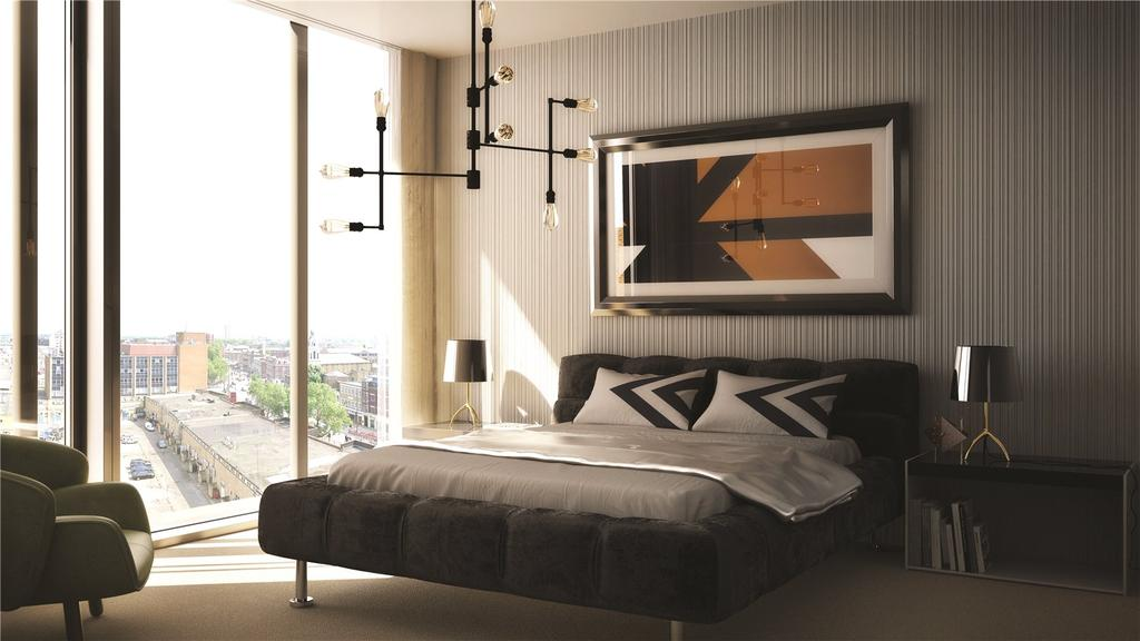 1 Bedroom Flat for sale in Stratosphere, Great Eastern Road, London, E15