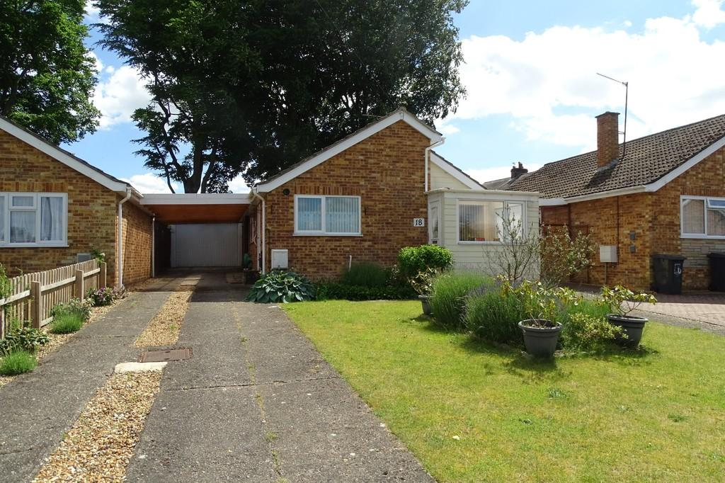2 Bedrooms Detached Bungalow for sale in Heather Way, Brandon