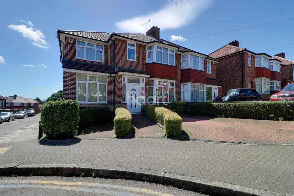 5 Bedrooms Semi Detached House for sale in Ennerdale Drive, NW9 0DX