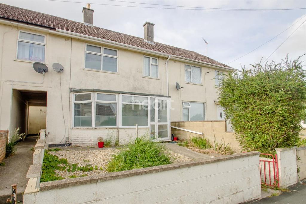 3 Bedrooms Terraced House for sale in Bourne Road , Swindon, Wiltshire