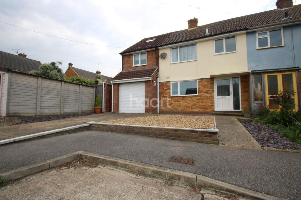 4 Bedrooms Semi Detached House for sale in Wentworth Meadows, Maldon, CM9