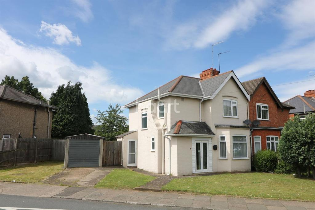 3 Bedrooms Semi Detached House for sale in Lindsay Avenue, Abington, Northampton