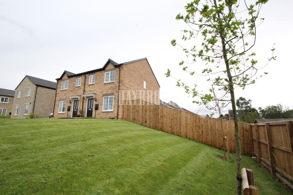 3 Bedrooms Semi Detached House for sale in School Gardens, Kingstone