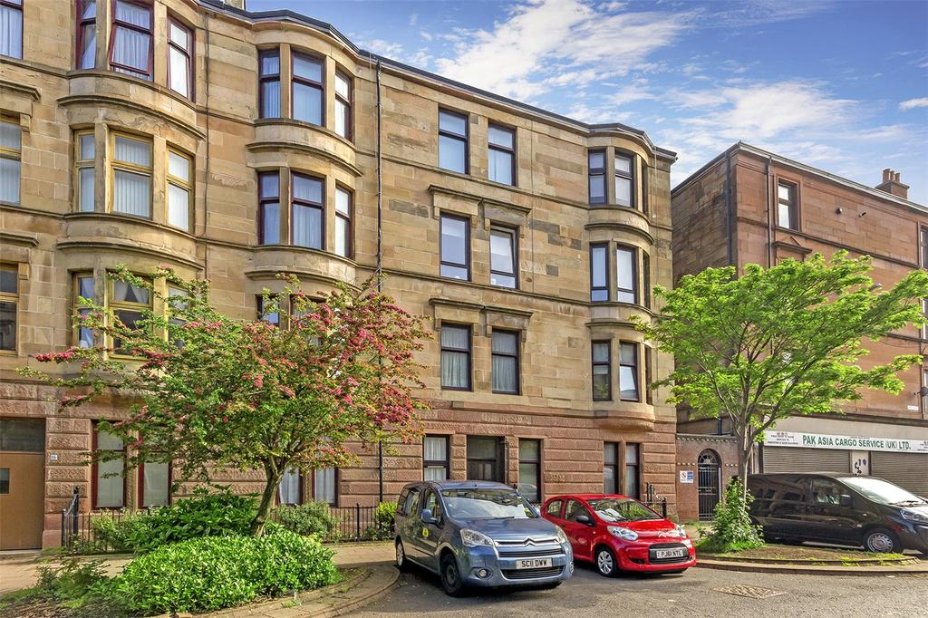 1 Bedroom Flat for sale in 3/1, 21 Preston Street, Govanhill, Glasgow, G42