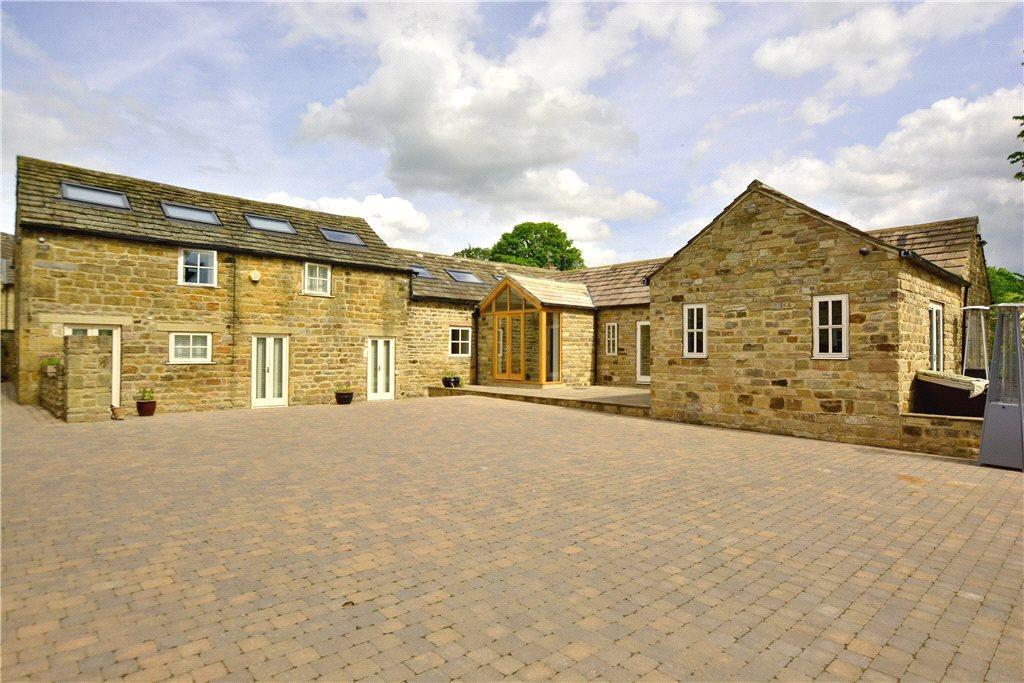 4 Bedrooms Detached House for sale in Ivy Grange Barn, Moor Lane, East Keswick, Leeds, West Yorkshire