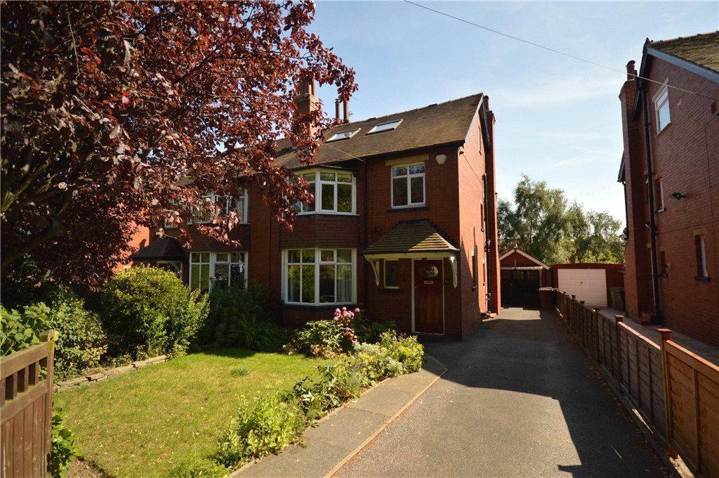 5 Bedrooms Semi Detached House for sale in Lidgett Lane, Leeds