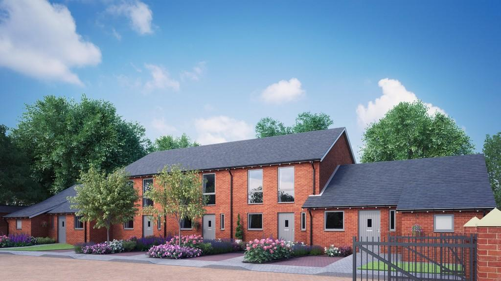 3 Bedrooms Town House for sale in Plot 103 Jackson Place, Alcester