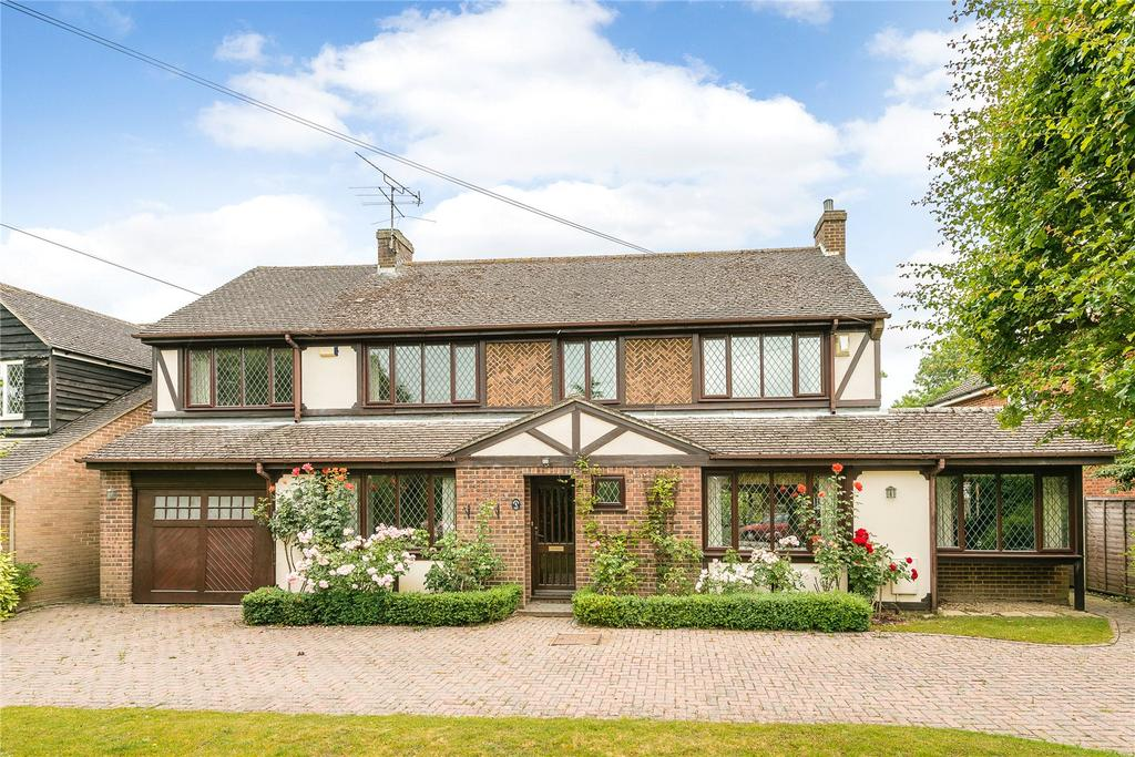 5 Bedrooms Detached House for sale in Broadway, Wheathampstead, St. Albans, Hertfordshire