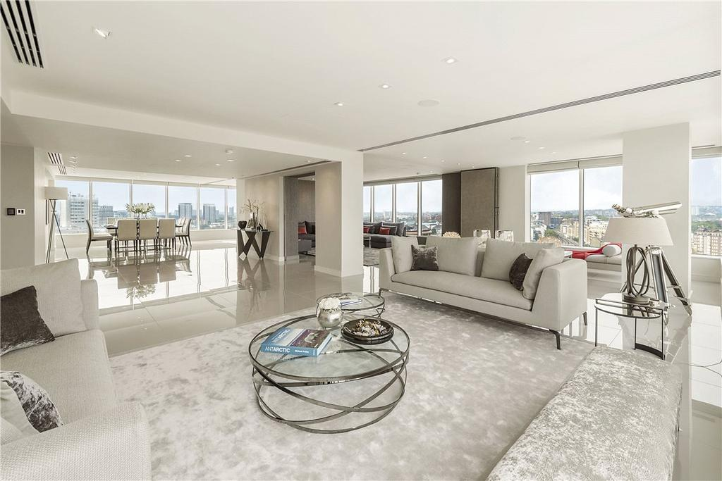 3 Bedrooms Maisonette Flat for sale in Marathon House, Marylebone, London, NW1