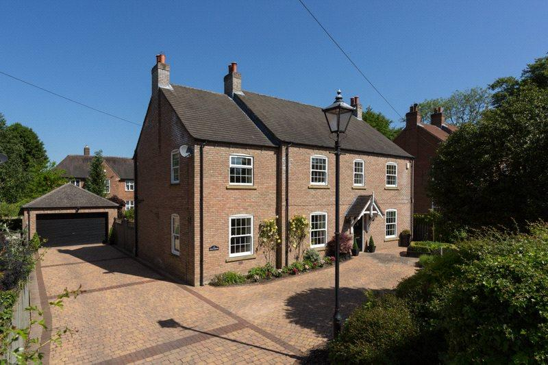 5 Bedrooms Detached House for sale in Church Lane, Skelton, York, YO30