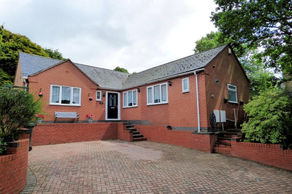 3 Bedrooms Detached Bungalow for sale in Burton Road, Overseal