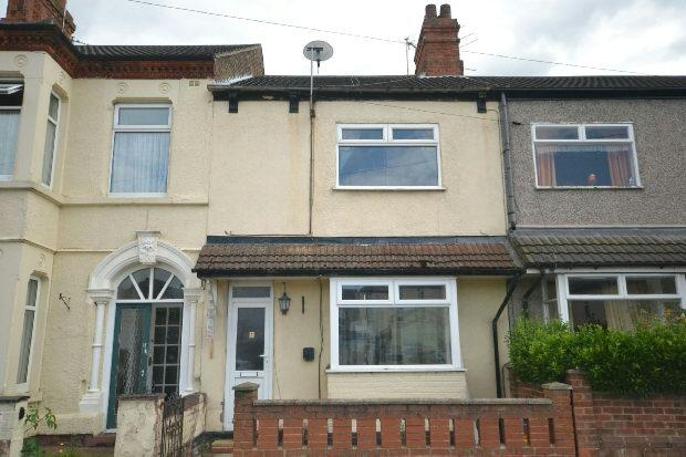 2 Bedrooms Terraced House for sale in Yarra Road, Cleethorpes