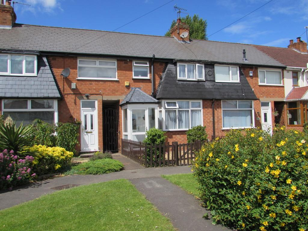 3 Bedrooms Terraced House for sale in Shalford Road, Solihull
