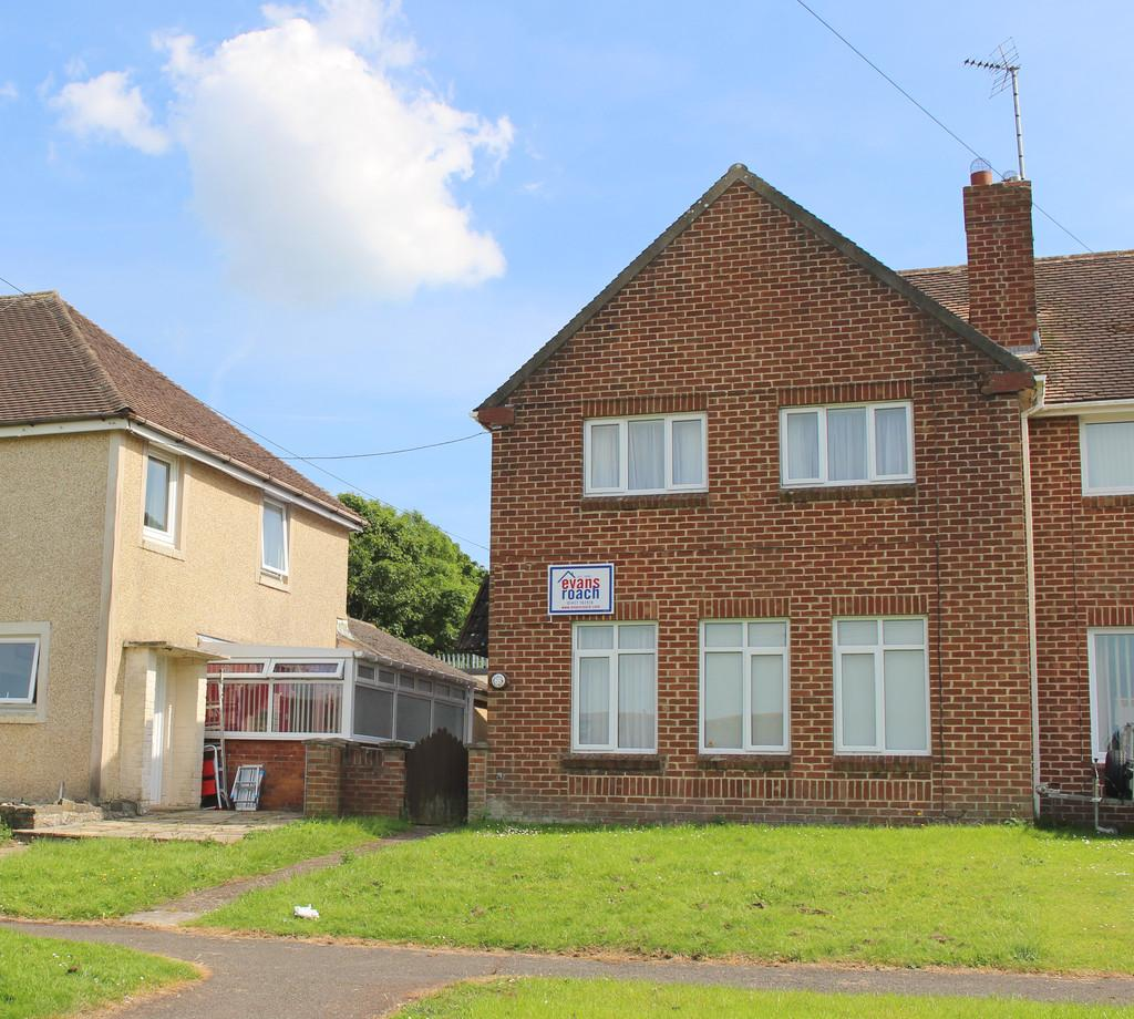 3 Bedrooms End Of Terrace House for sale in Rectory Avenue, Hakin, Milford Haven