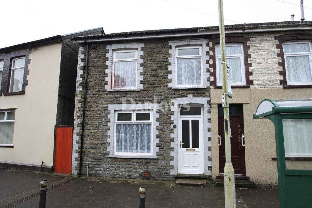 3 Bedrooms End Of Terrace House for sale in Brithweunydd Rd, Trealaw