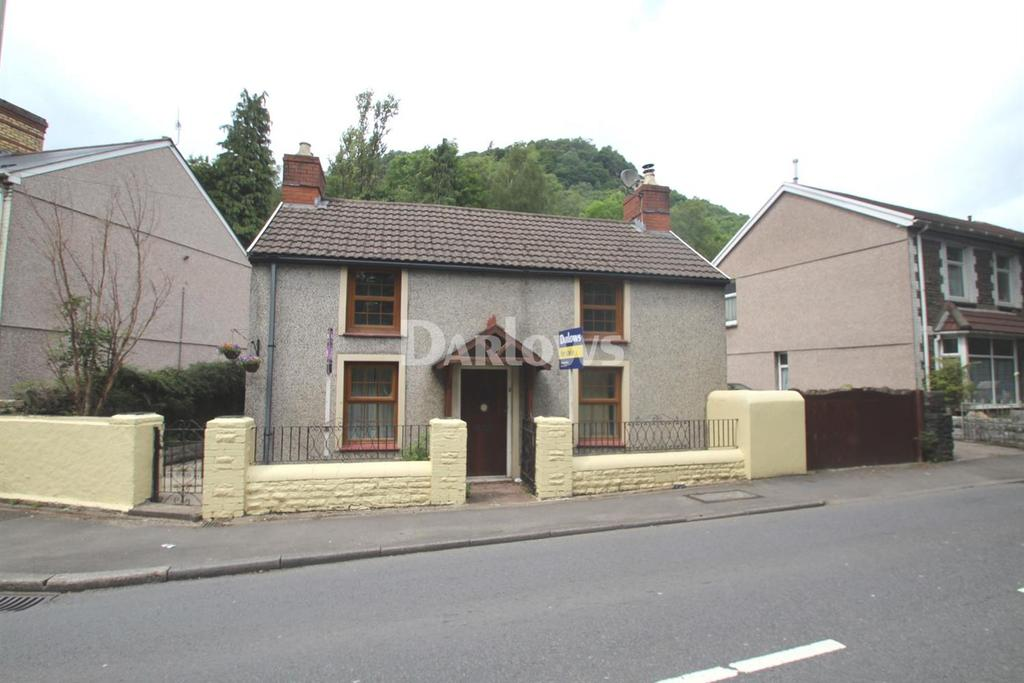 2 Bedrooms Terraced House for sale in Berw Road, Pontypridd